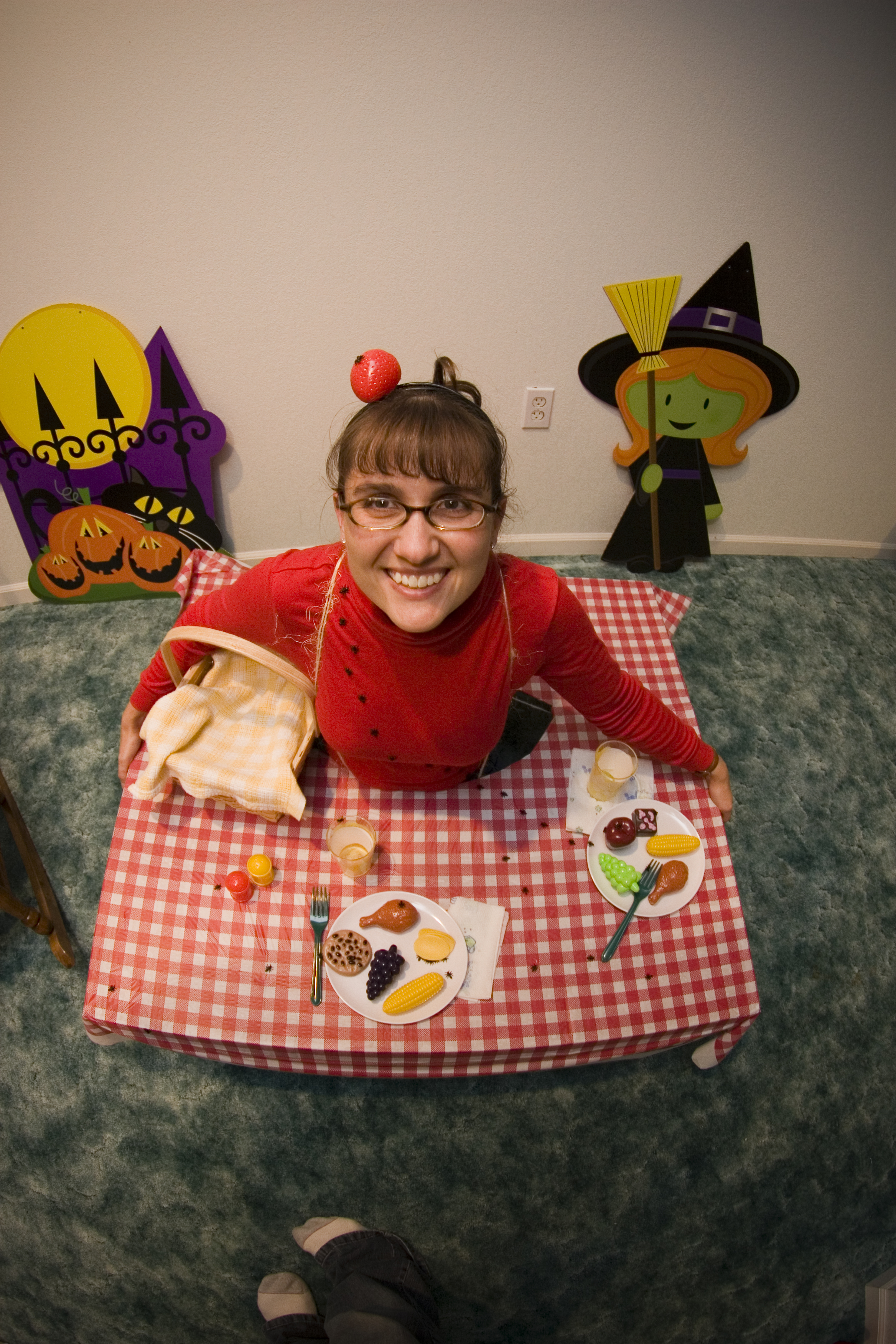 Hooray for Homemade Halloweens | Details Blog